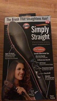 Black and grey straightener  Hyattsville, 20783