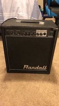 Randall Guitar Amplifier Rockville, 20852
