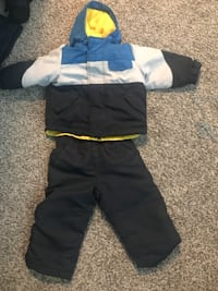 18-24 month snowsuit  REDDEER