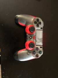 black and red Sony PS4 controller Fair Oaks, 95628