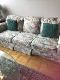 Good condition sofas  null
