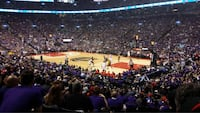 Raptors Playoff Game 5 Lowerbowl Aisles Section 116A Mississauga, L4W 5K6