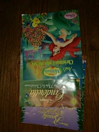 Selling Disney Christmas books Brampton, L6V 3X1