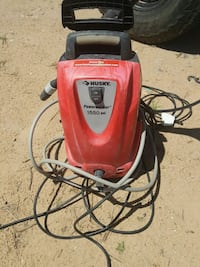 red and black Black & Decker pressure washer Corrales, 87048