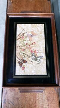 Vintage Wooden Butterfly Tray Vancouver, V5S 1R5
