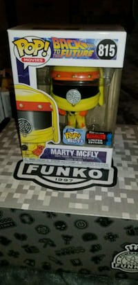 Marty Mcfly NYCC exclusive funko pop (FIRM PRICE) Toronto, M1L 2T3