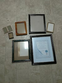 assorted colors photo frame lot Sanford, 27330