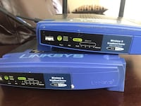 Linksys routers - WRT54GL Chilliwack, V2R 0S1