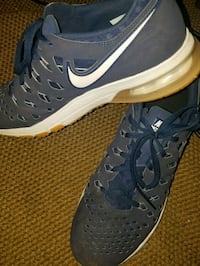 pair of blue Nike running shoes Frederick, 21703