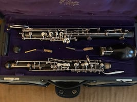 F. Loree Paris English Horn(Used/Professional)