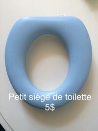 blue potty trainer seat