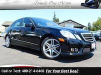 2010 Mercedes-Benz E 350 Luxury Sedan San Jose, 95117
