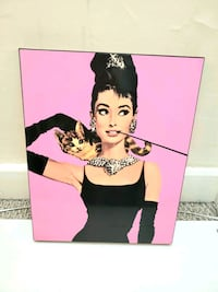 Breakfast at Tiffany's Wall Decor