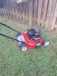 red and black push mower Leesburg, 20175