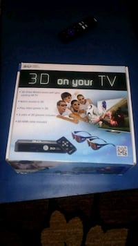 3D system for any tv Hagerstown, 21740
