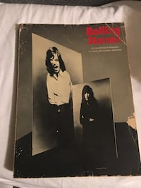 Rolling Stones unauthorized biography
