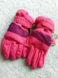 pair of pink leather gloves Silver Spring, 20910