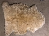 5 star sheepskin rug from New Zealand Silver Spring, 20902