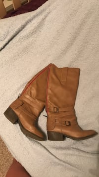 Girls brown boots Melbourne, 32940