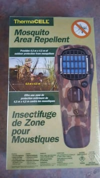 Thermacell Mosquito Repellent  Chestermere