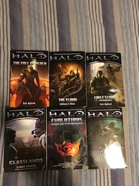 Halo Novel Collection  Vaughan, L4L 2N2