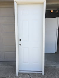 "30"" custom RH entrance/ garage Firedoor Frances Schulze te"