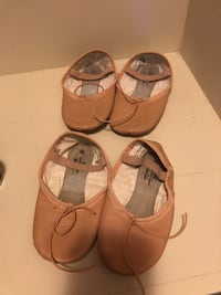 Ballet shoes sizes 10 and 12 in very good condition for 15$ each  Edmonton, T5Y 0W7