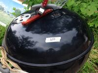 BBQ grill Weber, as new 2 wheels Takoma Park, 20912