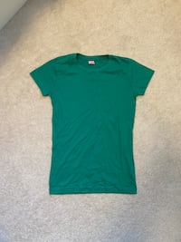 NEW Green Round Neck T-Shirt Markham, L6B