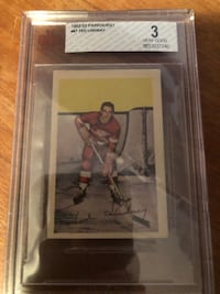 Ted Lindsay Second year Graded  Toronto, M6H 2V8