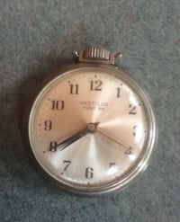 Vintage Westclox   pocket Ben- watch