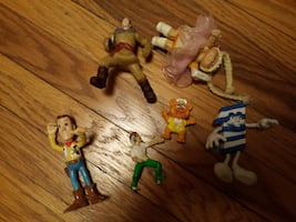 $4  Kids Little Toy Characters