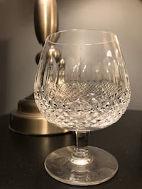 Crystal Drinking Glass Philadelphia, 19145