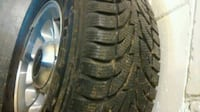 Tires and Rim package, for Sale  Mississauga, L5A 3W7