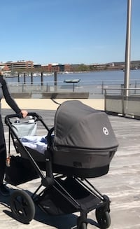 Cybex Priam with lux seat and bassinet Washington, 20024