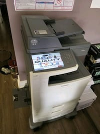 lexmark Color Printer XS 796DE Schaumburg