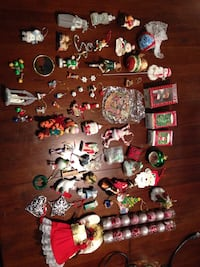 Over 100 christmas ornaments for sale! Leominster, 01453