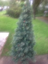 7foot Christmas Tree with stand Rockville, 20851