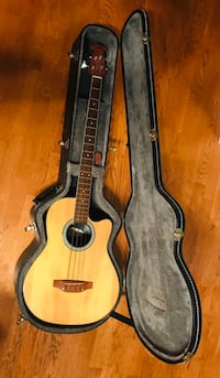 Applause by Ovation AE140-4 Acoustic/Electric Bass Guitar Chicago, 60608