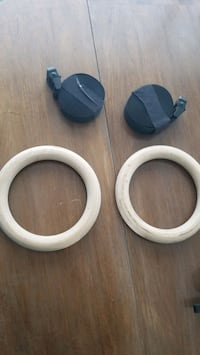 "Rogue Wood Rings & Straps - 1.25"" Bountiful, 84010"