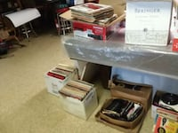 Albums and 45s   must take all   from 1950 on up  Lehighton, 18235