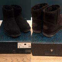 EMU waterproof womens or kids winter boots Vancouver, V6J