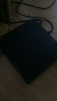 Black sony ps3 game console Winnipeg, R2V 1R2
