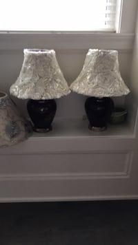 New handcrafted table lampshade Surrey, V4N 5R4
