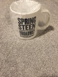 Springsteen on Broadway mug  Fairfax, 22032