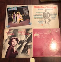Records $10 ea