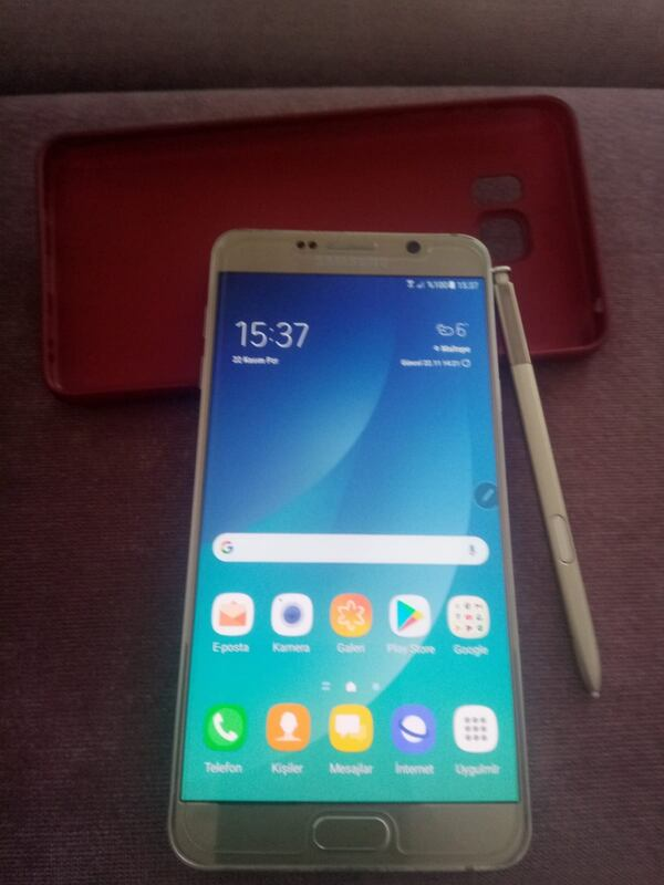 SAMSUNG GALAXY NOTE 5 /4GB RAM /32 GB HAFIZA  0