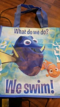 Dory and Nemo Bag Falls Church, 22042