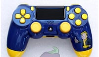 blue and yellow Sony PS4 controller Saint Charles, 63303