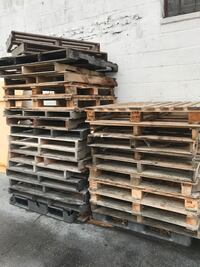 Free Pallets for Shipping, Firewood, Projects Bohemia, 11716